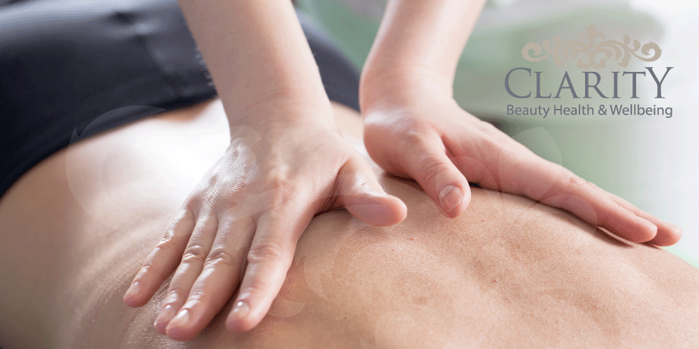 Myofascial Release in Dunfermline at Clarity House