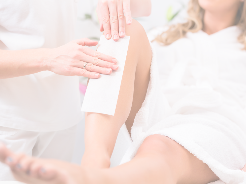 Waxing at Facials at Manicures at Massage at Pedicures at Massage Clinic and Beauty Salon in Dunfermline