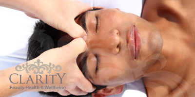 Indian Head Massage in Dunfermline at Clarity House