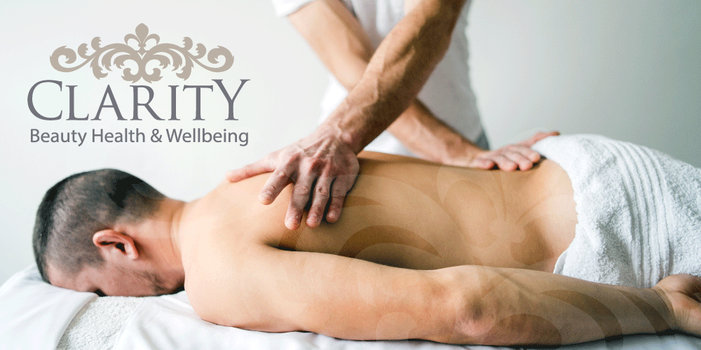 Sport Massage in Dunfermline at Clarity House