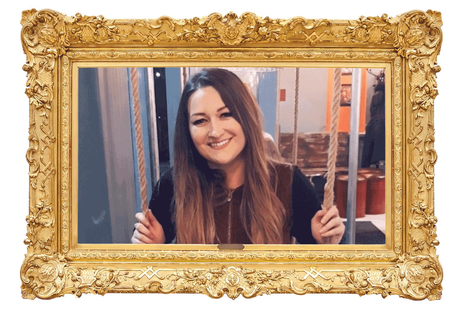 Beauty Therapist Mhairi at Clarity House Dunfermline