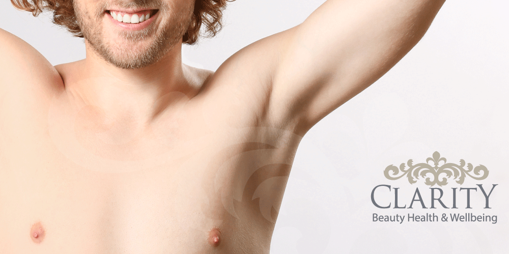 Arm Wax for Men in Dunfermline at Clarity House