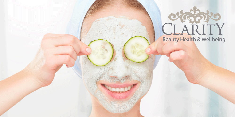 Monthly Facial Club at Clarity House in Dunfermline