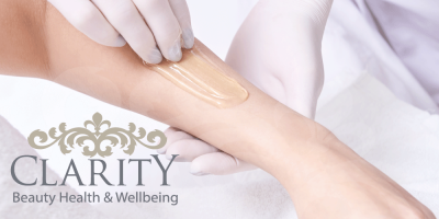 Forearm Wax in Dunfermline at Clarity House