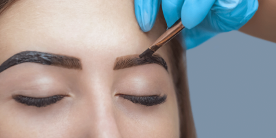Henna Brows in Dunfermline at Clarity House