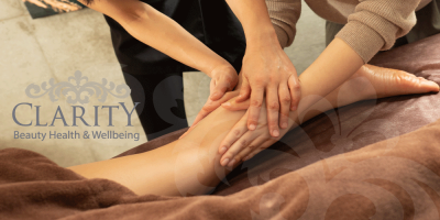 Learn to Massage in Dunfermline at Clarity House