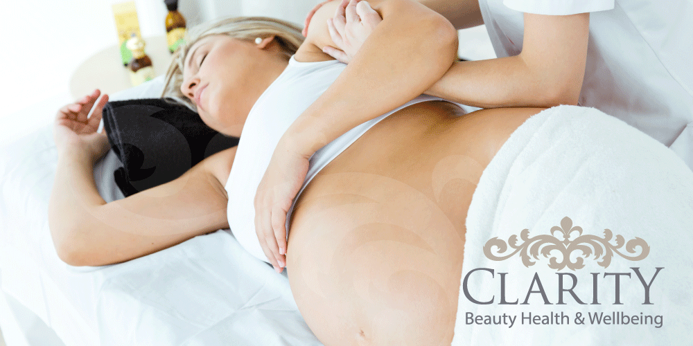 Pregnancy Massage in Dunfermline at Clarity House