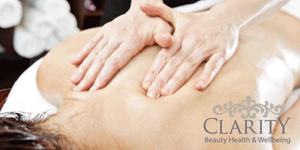 Swedish Massage in Dunfermline at Clarity House