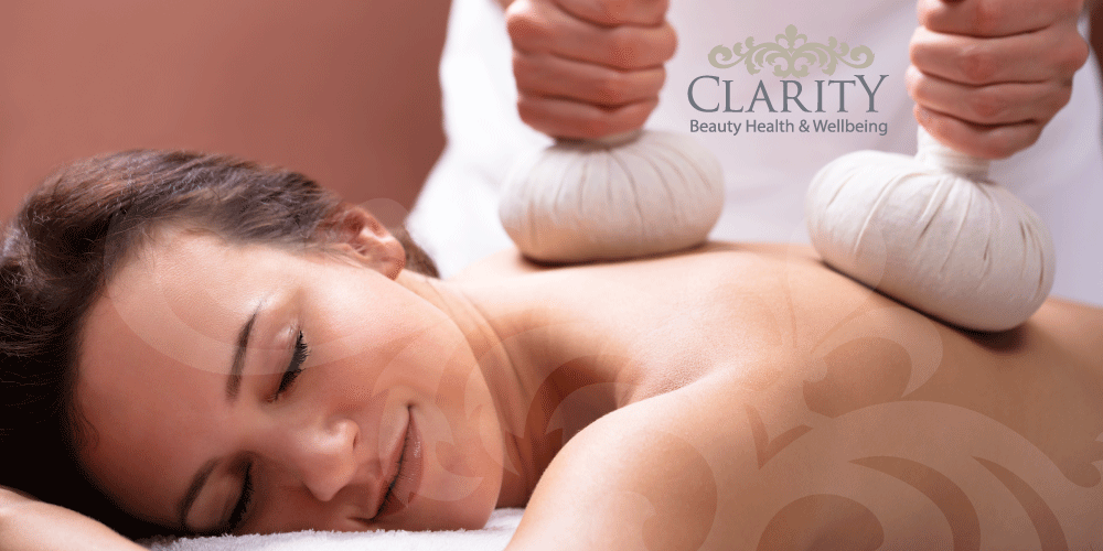 Herbal Thai Massage in Dunfermline at Clarity House