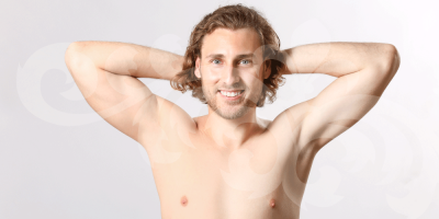 Waxing for Men in Dunfermline at Clarity House