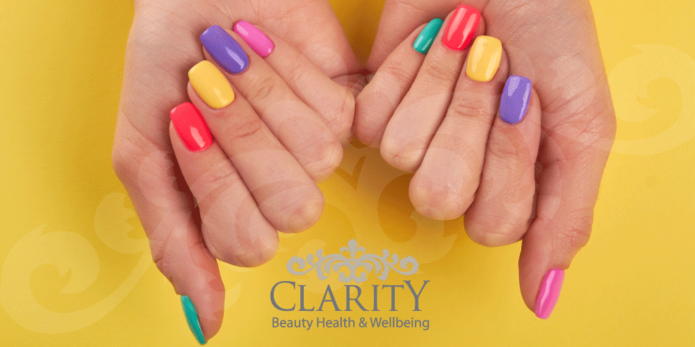 OPI Gel Manicure in Dunfermline at Clarity House
