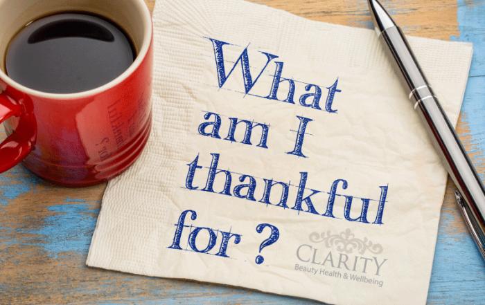 Clarity House Dunfermline Gratitude Mindfulness post