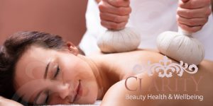 Thai Massage at Clarity House Beauty and Massage in Dunfermline
