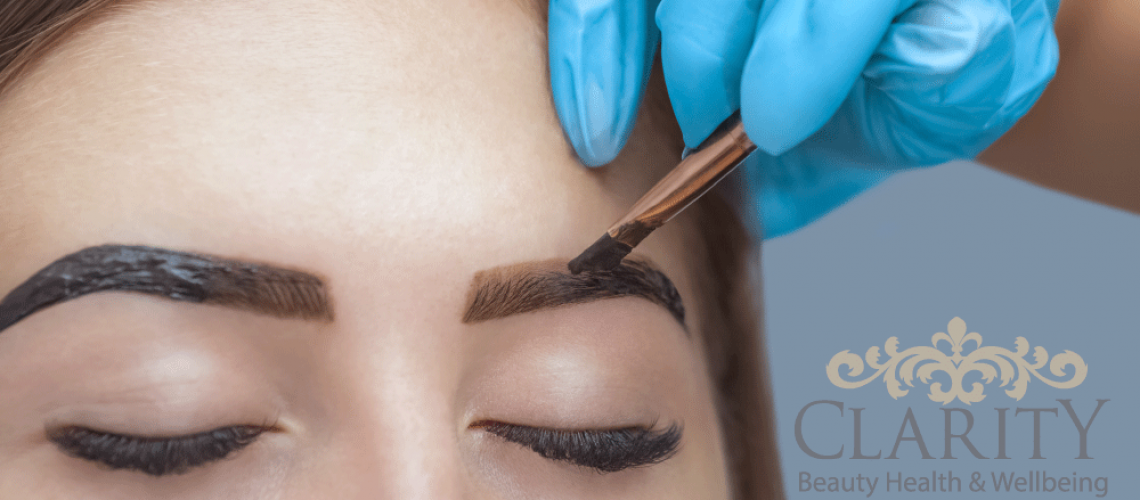 HD Brows in Dunfermline at Clarity House